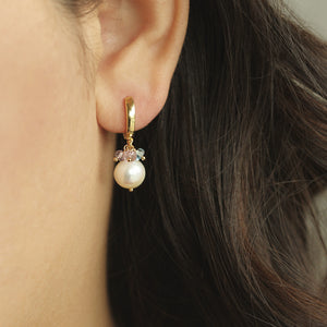 Aretes Cotton Candy