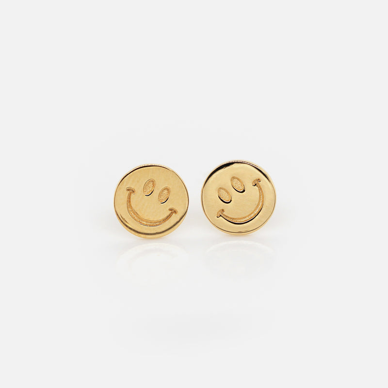 Aretes Happy Face