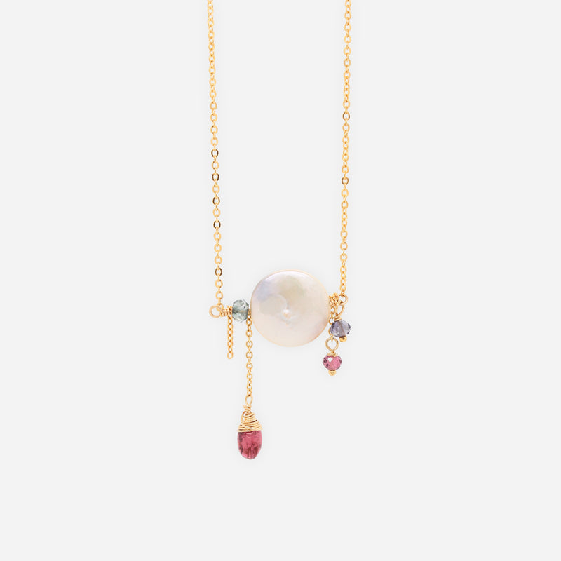 Collar Candy Pearl