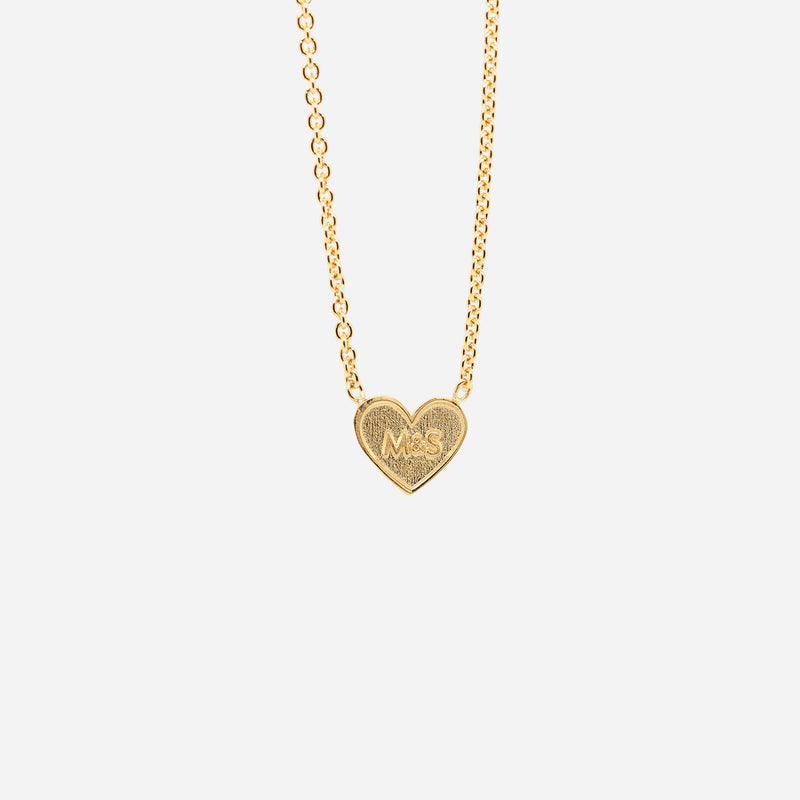 Collar Heart Locket