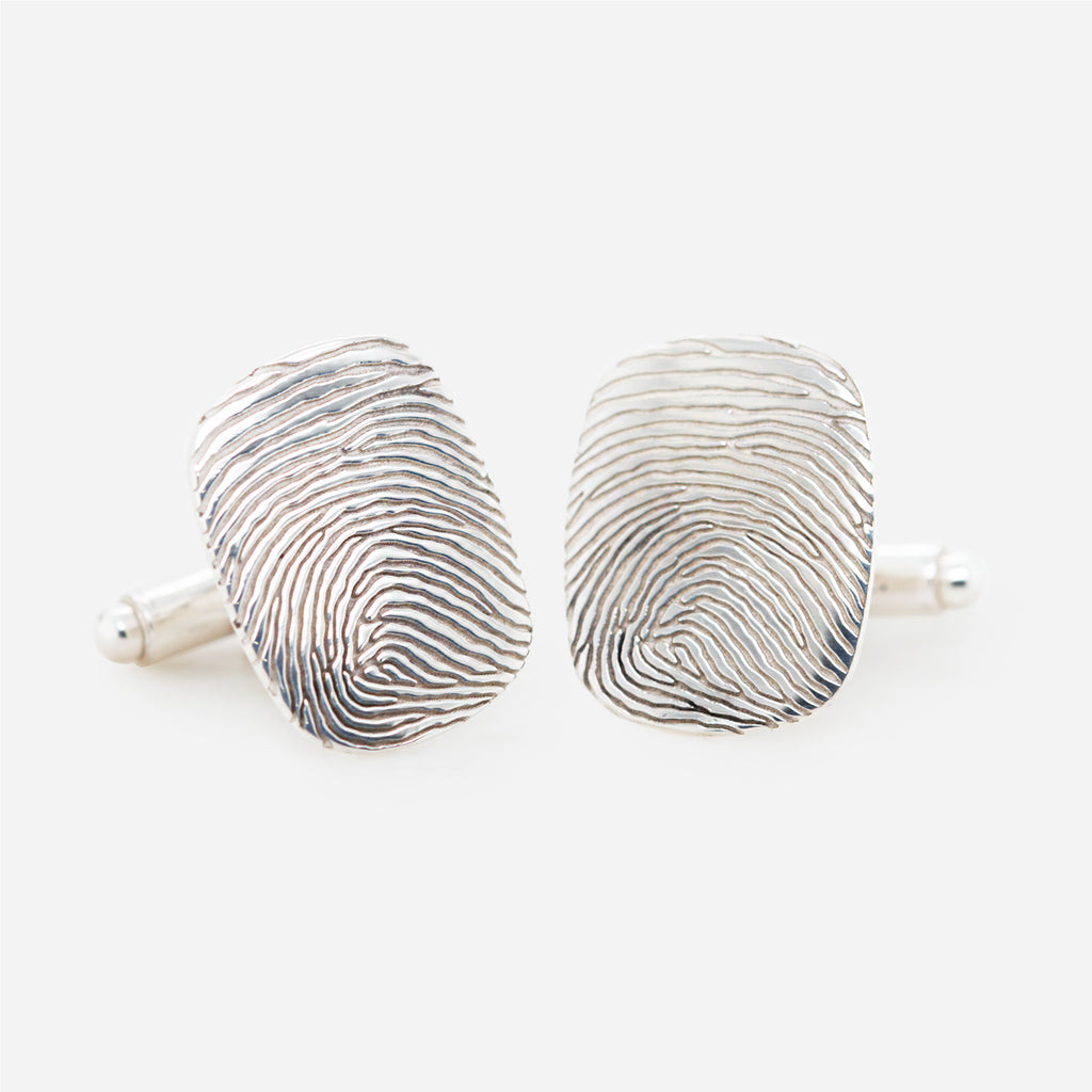 Mancuernillas Fingerprint