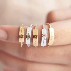 Anillo Name Bar