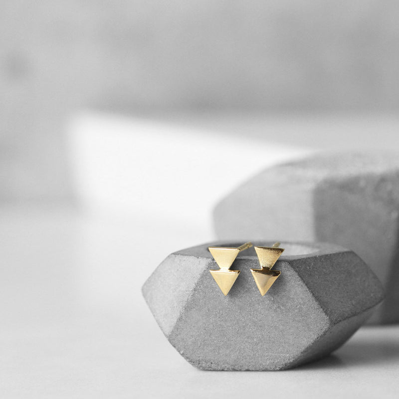 Aretes Double Triangle