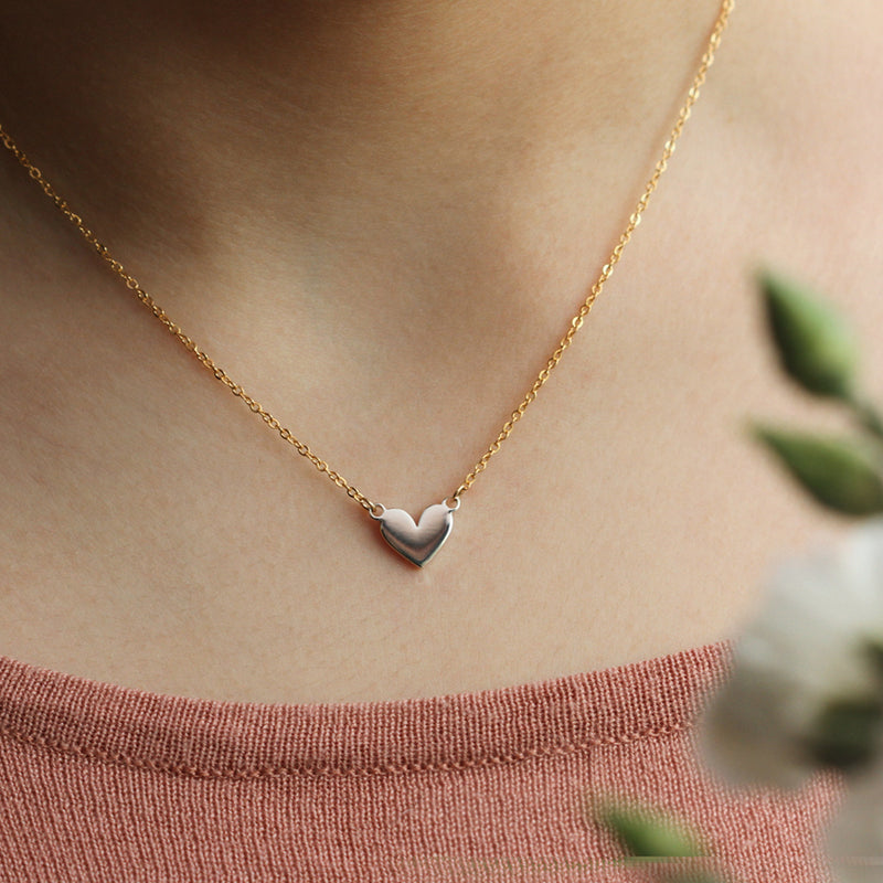 Collar Heart mini