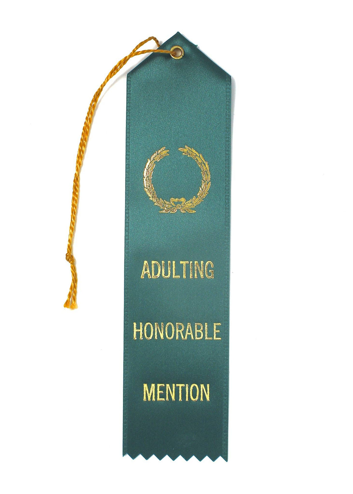 Adulting Honorable Mention