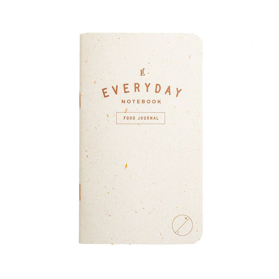 Letterfolk Everyday Food Journal Notebook 2-Pack