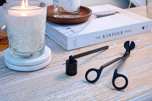 Matte Black Wick Trimmers