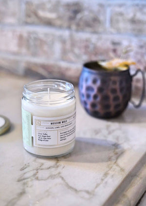 Moscow Mule Candle (7 oz)