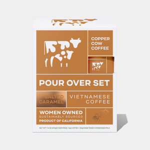 Coffee - Salted Caramel | 5 Pack