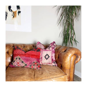 Moroccan Rug Pillow Cover
