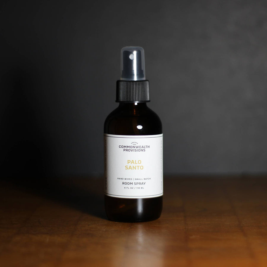 Commonwealth Provisions Room Spray - Palo Santo