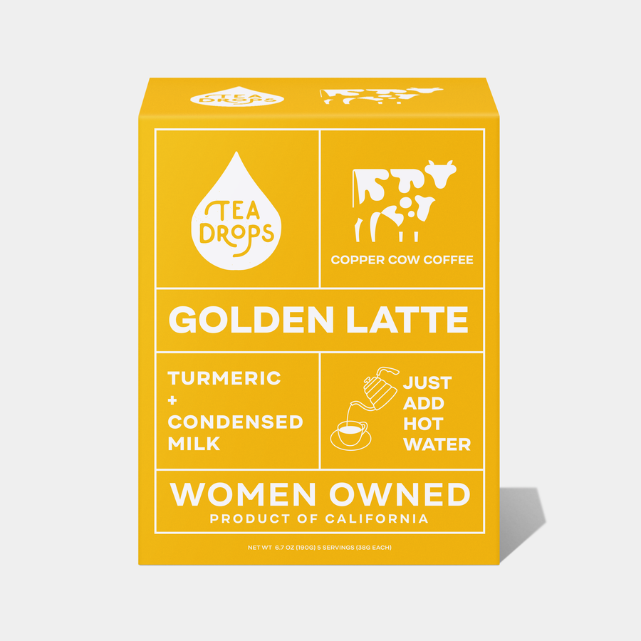 Golden Latte | 5-Pack