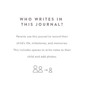 A Complete Childhood History - Prompted Journal