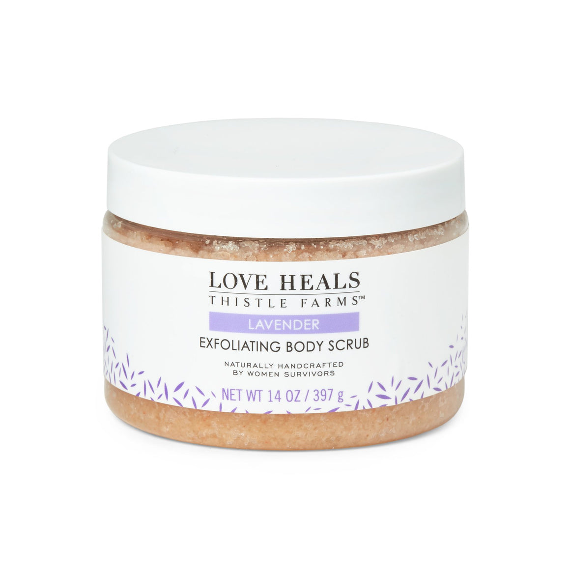 Thistle Farms Exfoliating Body Scrub
