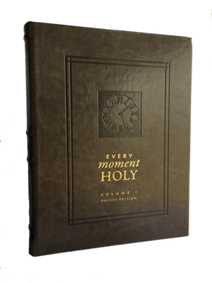 Every Moment Holy Prayer Book Pocket Edition