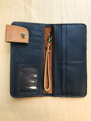 Side Snap Wallet
