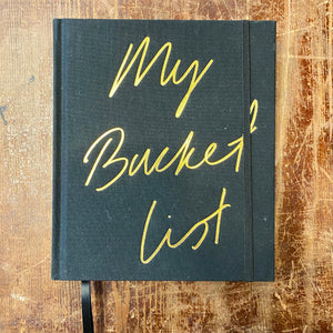 "Axel & Ash ""My Bucket List"" Journal"