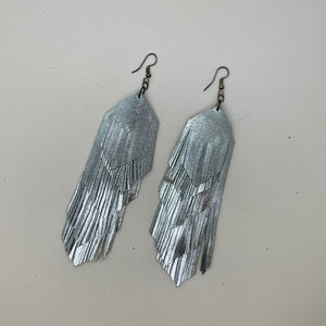 Five Layer Fringe Earring