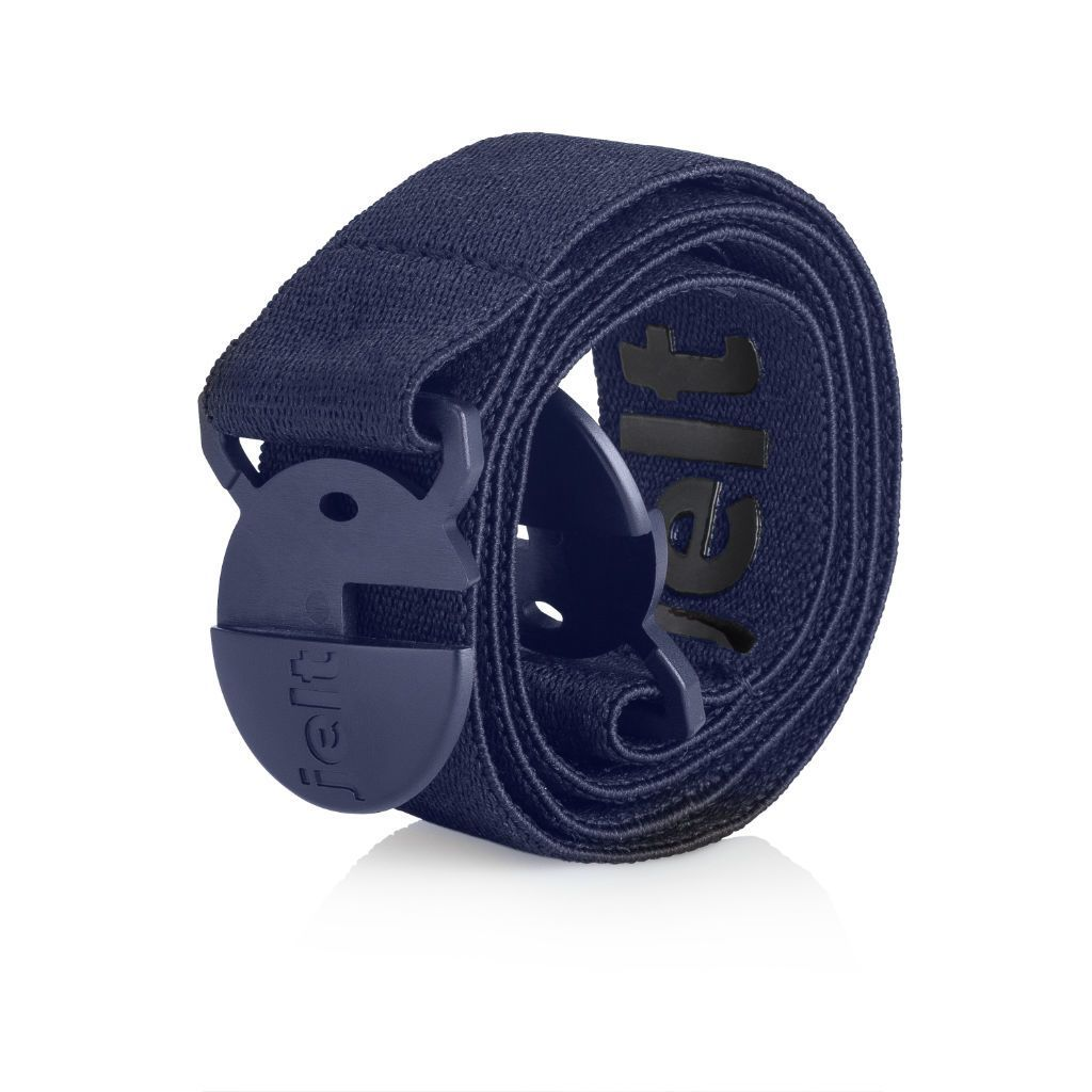 Jelt Navy Elastic Belt