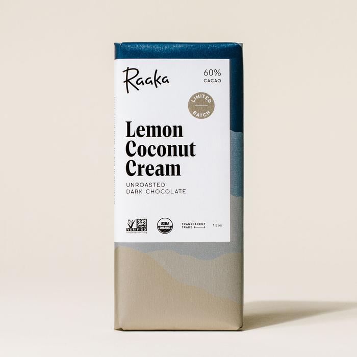 Lemon Coconut Cream