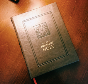 Every Moment Holy Prayer Book (Volume I)
