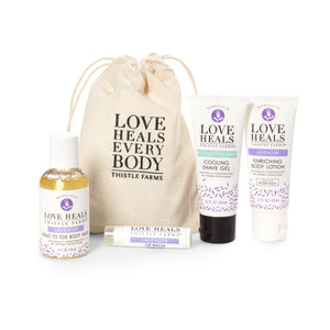 Thistle Farms Jet Set Travel Kit
