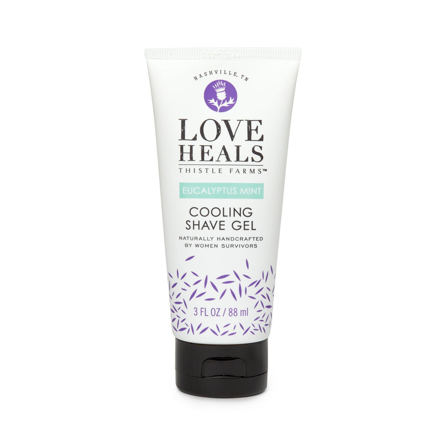 Thistle Farms Eucalyptus Mint Cooling Shave Gel