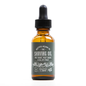 Brothers Artisan Oil Shaving Oil