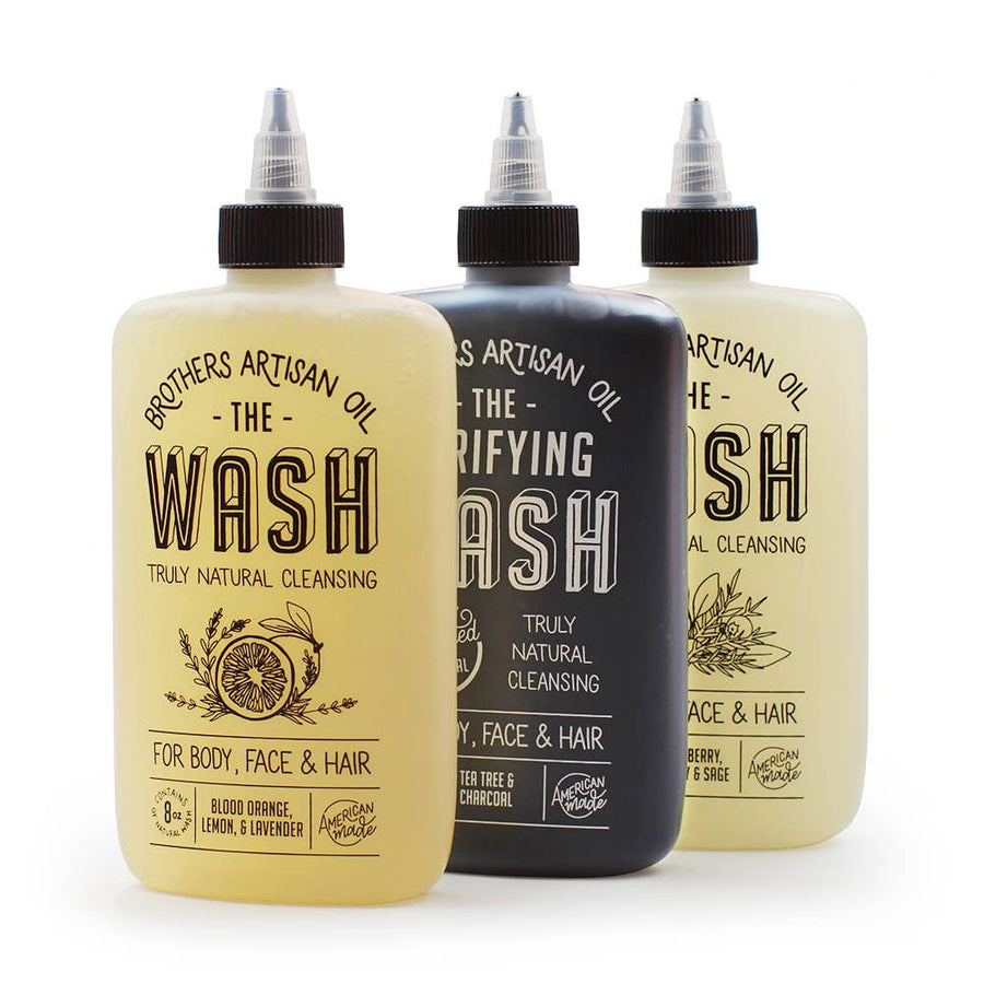 Brothers Artisan Oil All-Purpose Wash