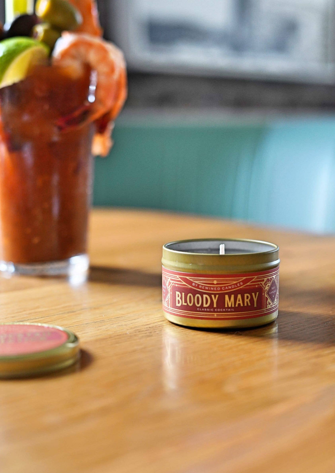 Bloody Mary Travel Tin Candle (2.5 oz)