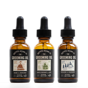Brothers Artisan Oil Beard & Grooming Oil