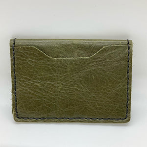 Thailand Small Leather Wallet