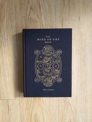 The Word on Fire Bible, Vol. 1: Gospels - Hard Cover