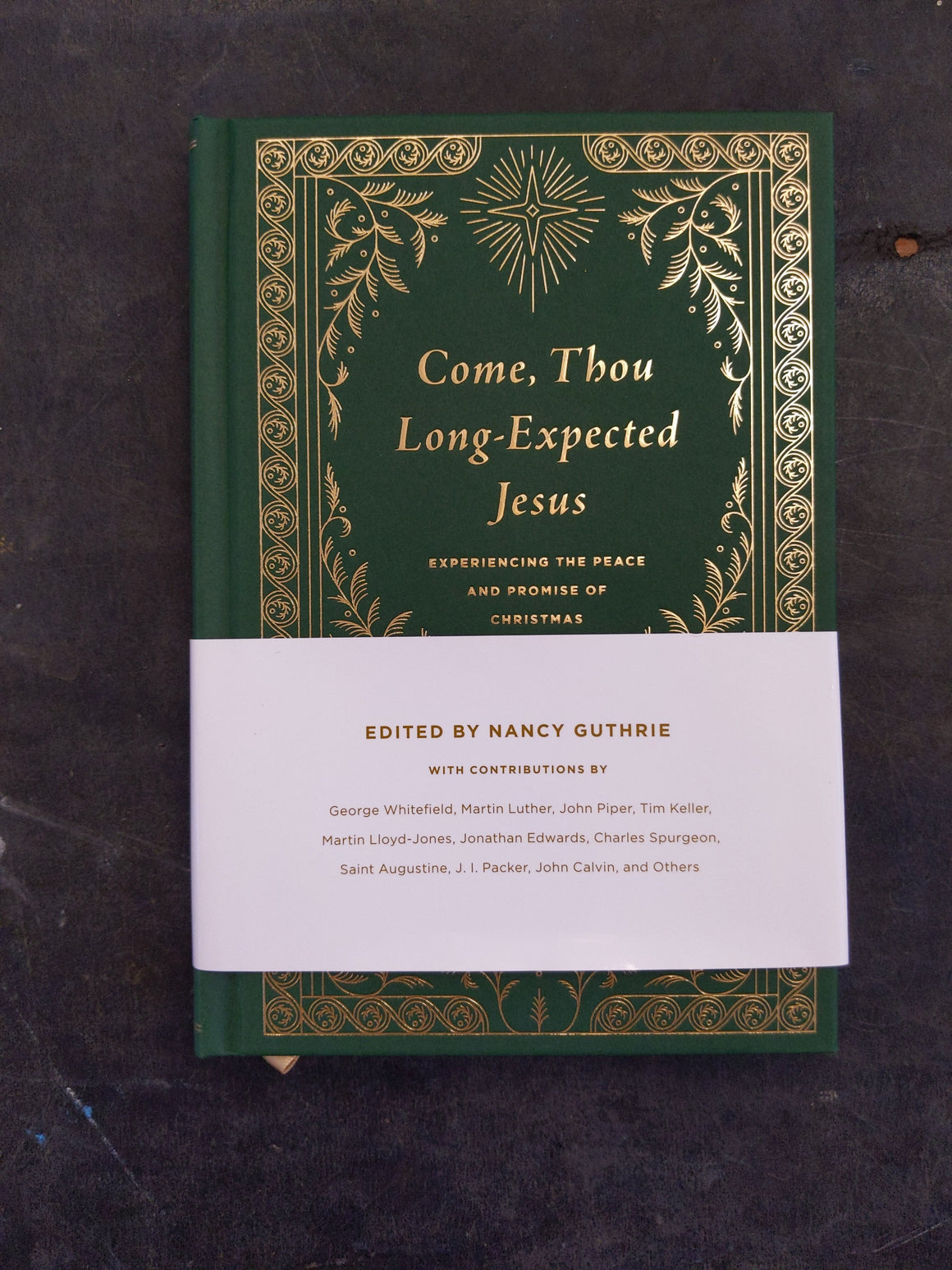 Come, Thou Long-Expected Jesus Book