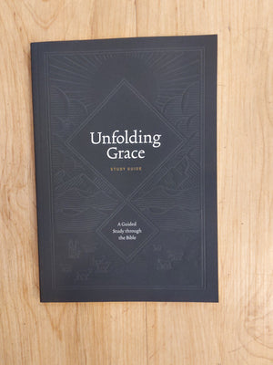 Unfolding Grace Study Guide Booklet