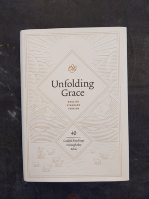 Unfolding Grace Book (Guided Readings Through the Bible)