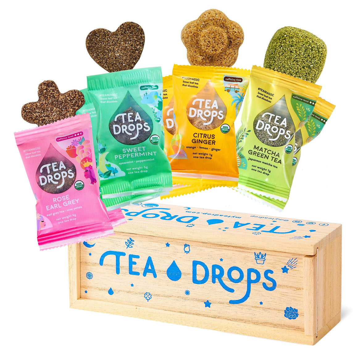 Tea Drops Classic Assortment Gift Set