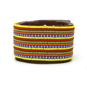 Multi Stripe Cuff