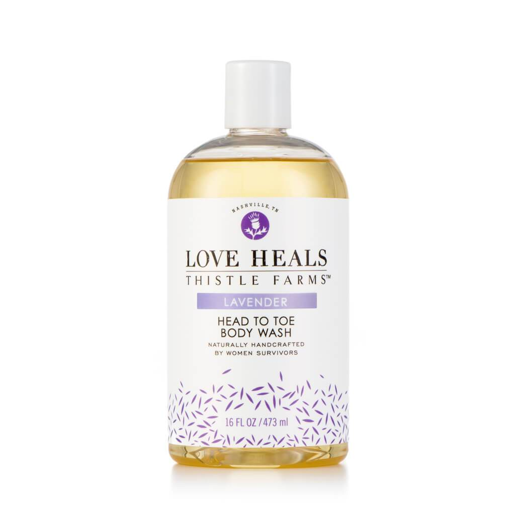 Thistle Farms Head to Toe Body Wash