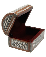 Egyptian Jewelry Chest With Mother of Pearl