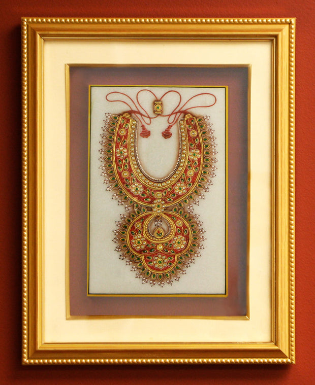 Necklace Wall Art