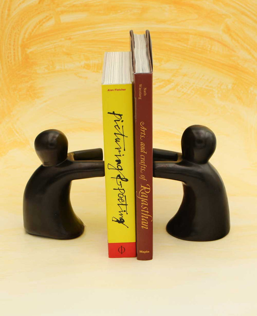 African Bookends