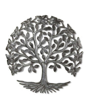 Haiti Tree o Life Metal Wall Hanging