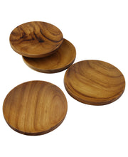 Wooden Pinch Bowls