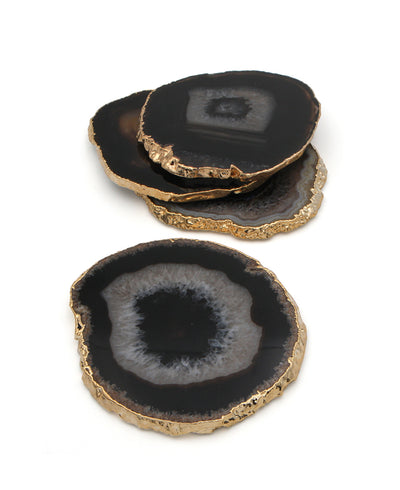 Gemstone Coasters