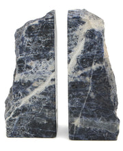 Sodalite Gemstone Bookends