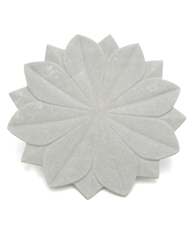 Decorative Lotus Tray