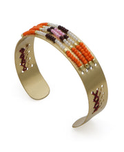 Fair Trade Beaded Daydream Cuff Bracelet, India