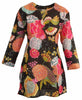 Lodhi Flowers Kurta Tunic Top, Multiple Colors