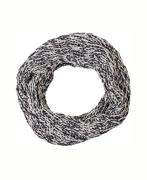 Thai Cotton Infinity Scarf, Fair Trade